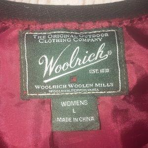 Woolrich Jackets & Coats - WOOLRICH | Black & Red Buffalo Plaid Vest | LARGE